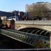 Partick Bridge and Western Infirmary