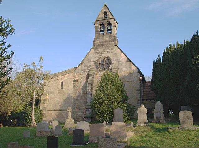 St Michael's Church, Stanton-by-Bridge