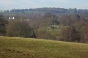 Farmland at Bringsty