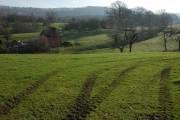 Farmland at Knightwick