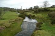 Scene on the edge of Bodmin Moor