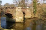Bridge over the Eden at Warcop