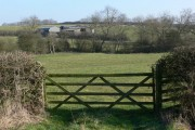 Farmland near Marefield in Leicestershire