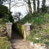 Gateposts, Oldway Mansion, Paignton