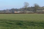 Fields near Cold Newton Lodge