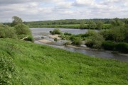 River Ribble near Elston