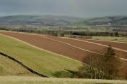 Farmland to the north-northeast of Lauderhill