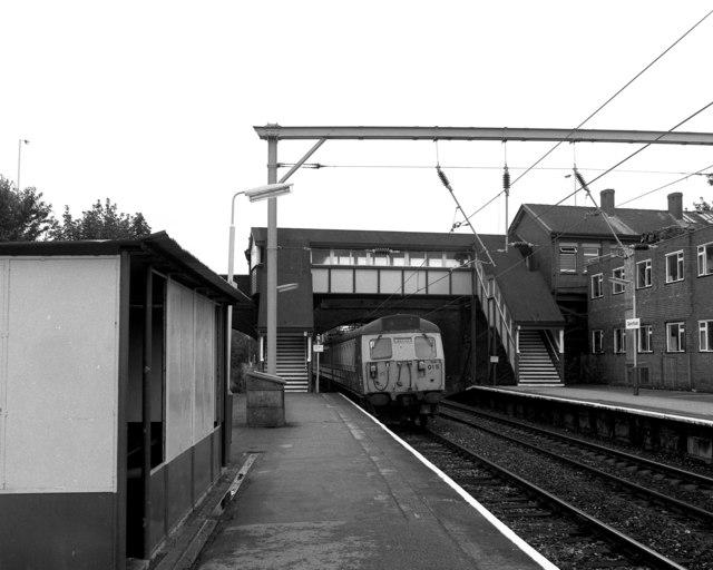 Dane Road station