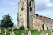 Church of St John the Baptist, Carnaby
