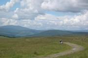 Track from Loch Moraig to Carn Liath