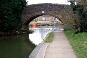 First & 77th Bridge, Coventry Canal