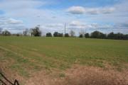 Farmland south of Broad Oak