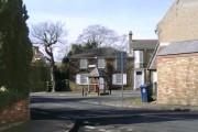 Village centre, Bluntisham