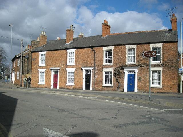 Lutterworth-George Street