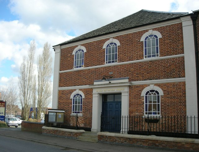 Lutterworth-United Reformed Church