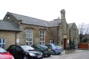 St Clements Church & School, Green Haworth