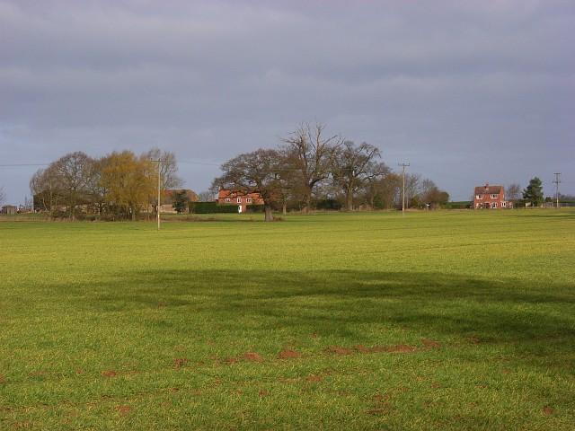 Upper Farm, Nuneham Courtenay