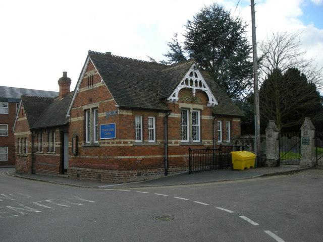 Lutterworth-Church Gate Centre