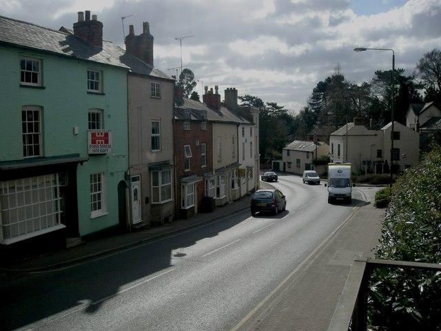 Lutterworth-High Street