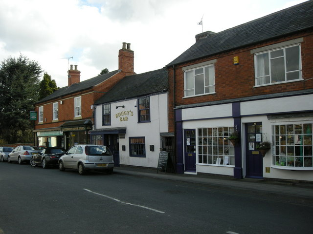 Lutterworth-Station Road