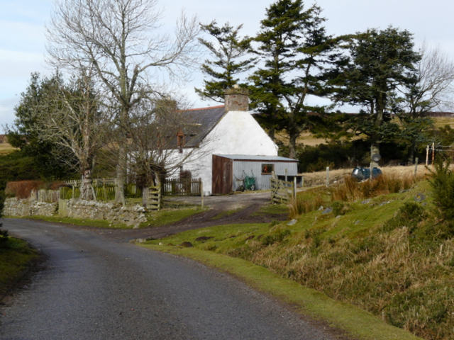 Cottage near Rearquhar