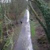 Silkin Way from Stirchley Bridge