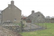Old house at Plas Dolydd