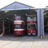 Crich Tramway depot