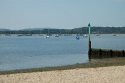 Poole Harbour at Hamworthy