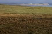 Rough grazing at Levenwick