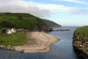 Berriedale Harbour and Beach