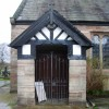 Parish Church of St Martin, Ashton upon Mersey, Porch
