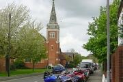 Headless Cross Methodist Church
