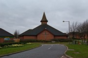 Church of Christ the King, Kents Hill