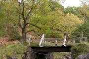 Bridge over Allt na Samhnachain
