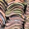 Roof tile pile