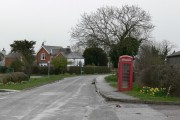 Lutterworth Road in Arnesby