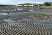 Low Tide at Garlieston Bay