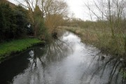 River Cray in Crayford