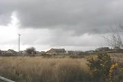 Bethel village from the bogland