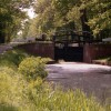 Woodham Bottom Lock, Basingstoke Canal