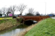 Brick Bridge over Beverley and Barmston Drain