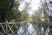 Bridge near Itchen Abbas