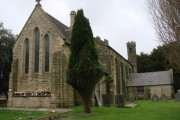 The Church of St James The Great , Brinsley