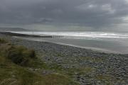 Borth beach at Ynyslas