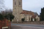 All Saints Church, Hopton