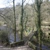 Footbridge to Taxal over the River Goyt