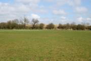 Farmland between Bassingfield and Stragglethorpe