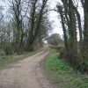 Track towards Potterton
