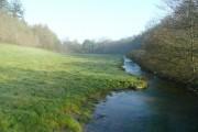 East Looe River - upstream